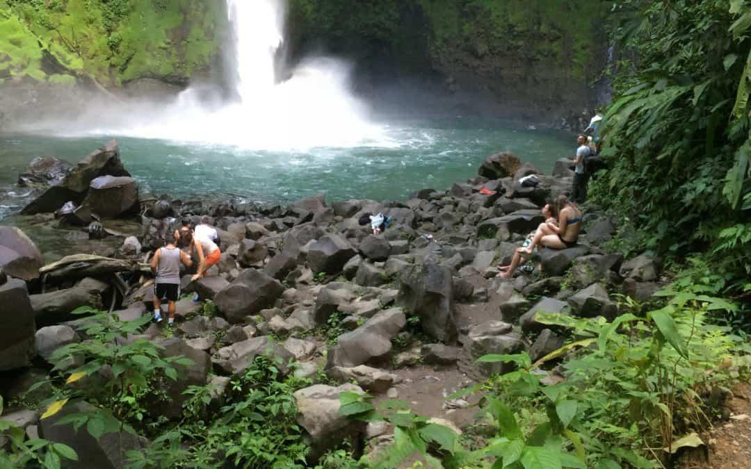 3 Costa Rica Waterfalls Guanacaste