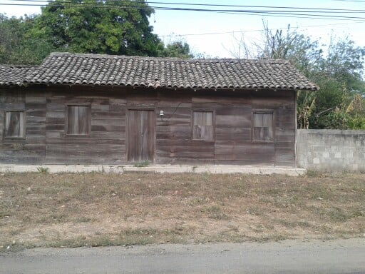 old house at paso tempisque