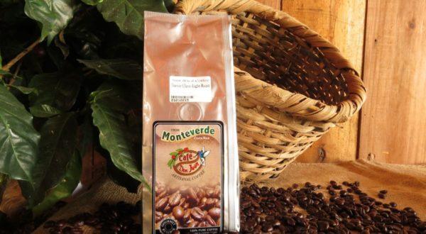 monteverde coffee bag