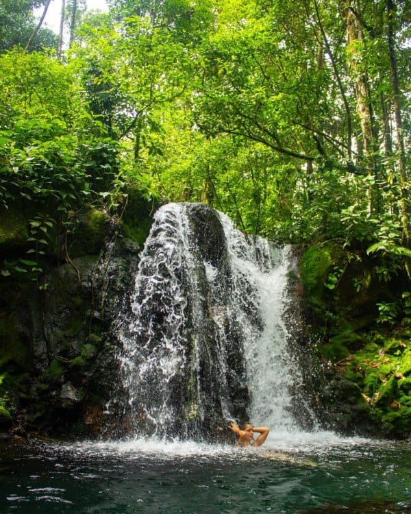 Sensoria Rainforest Hiking
