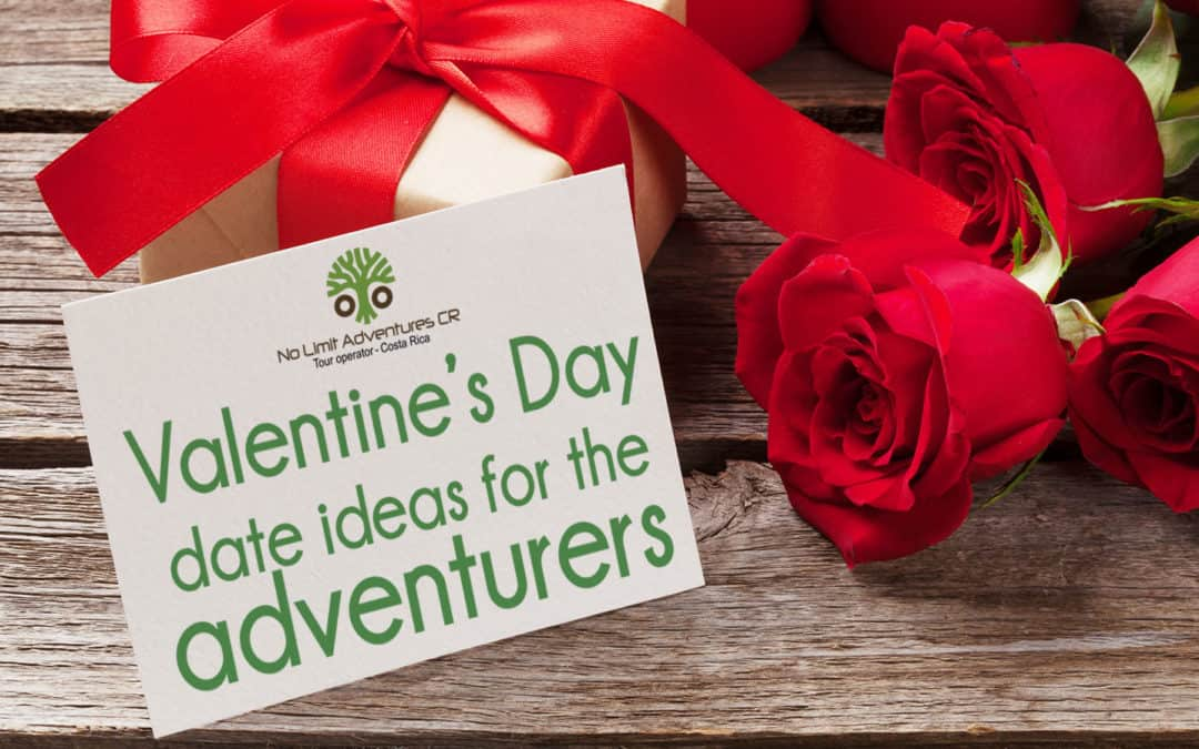 Valentine's Day date ideas for the adventurers